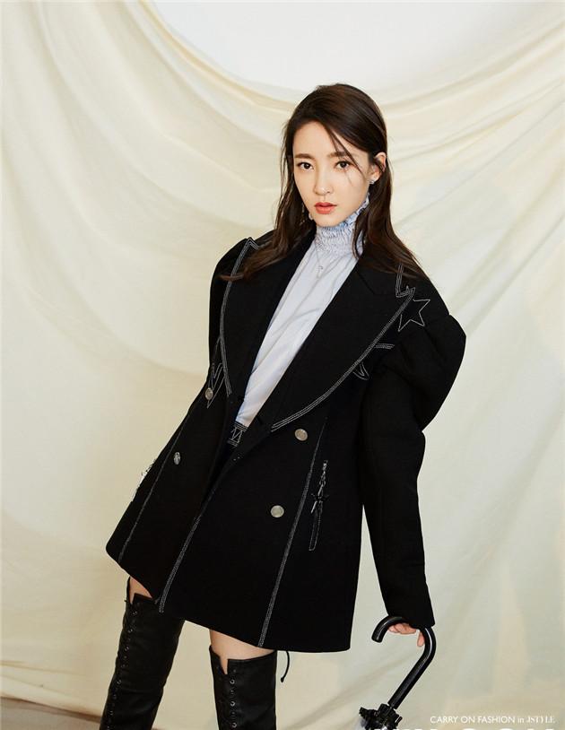 王丽坤时尚大片