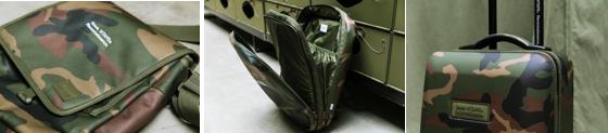 每款包型都采用915D的CORDURA®面料制成,并具有一系列功能