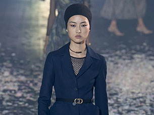 Christian Dior 2019春夏秀场