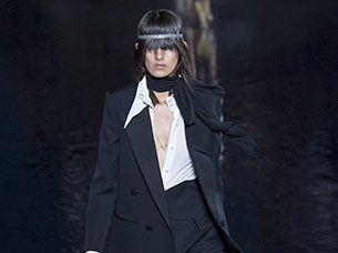 Saint Laurent 2019春夏秀场