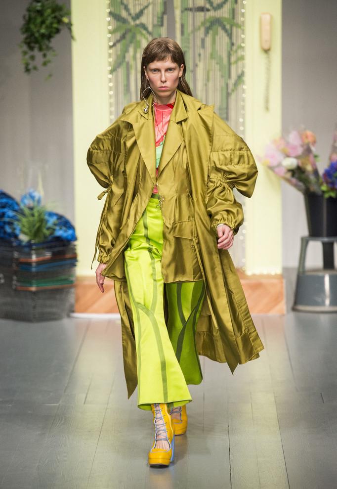 RICHARD MALONE 2019伦敦春夏时装周