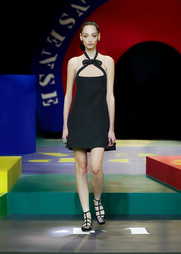 迪奥二零二二春夏成衣系列设计灵感