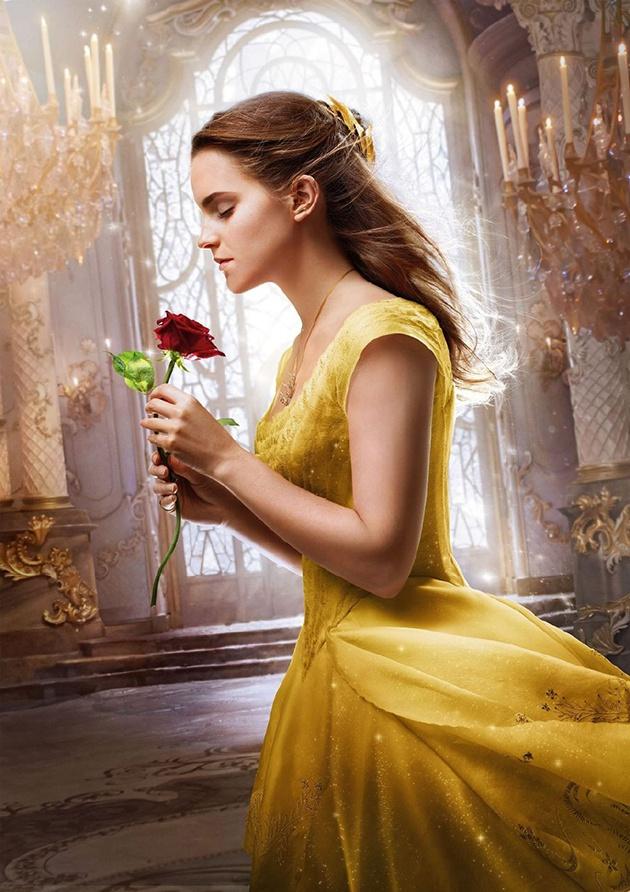美颜社|迪士尼公主都好美 天仙攻花木兰更上头