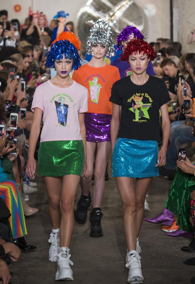 Nicopanda 2019伦敦春夏时装周