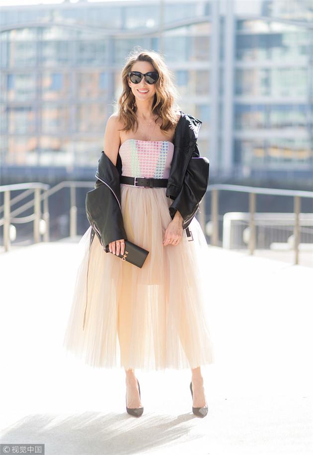 时尚博主Alexandra Lapp