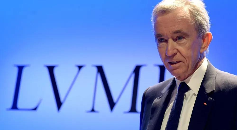 世界首富再次易主 LV总裁第二次成全球首富