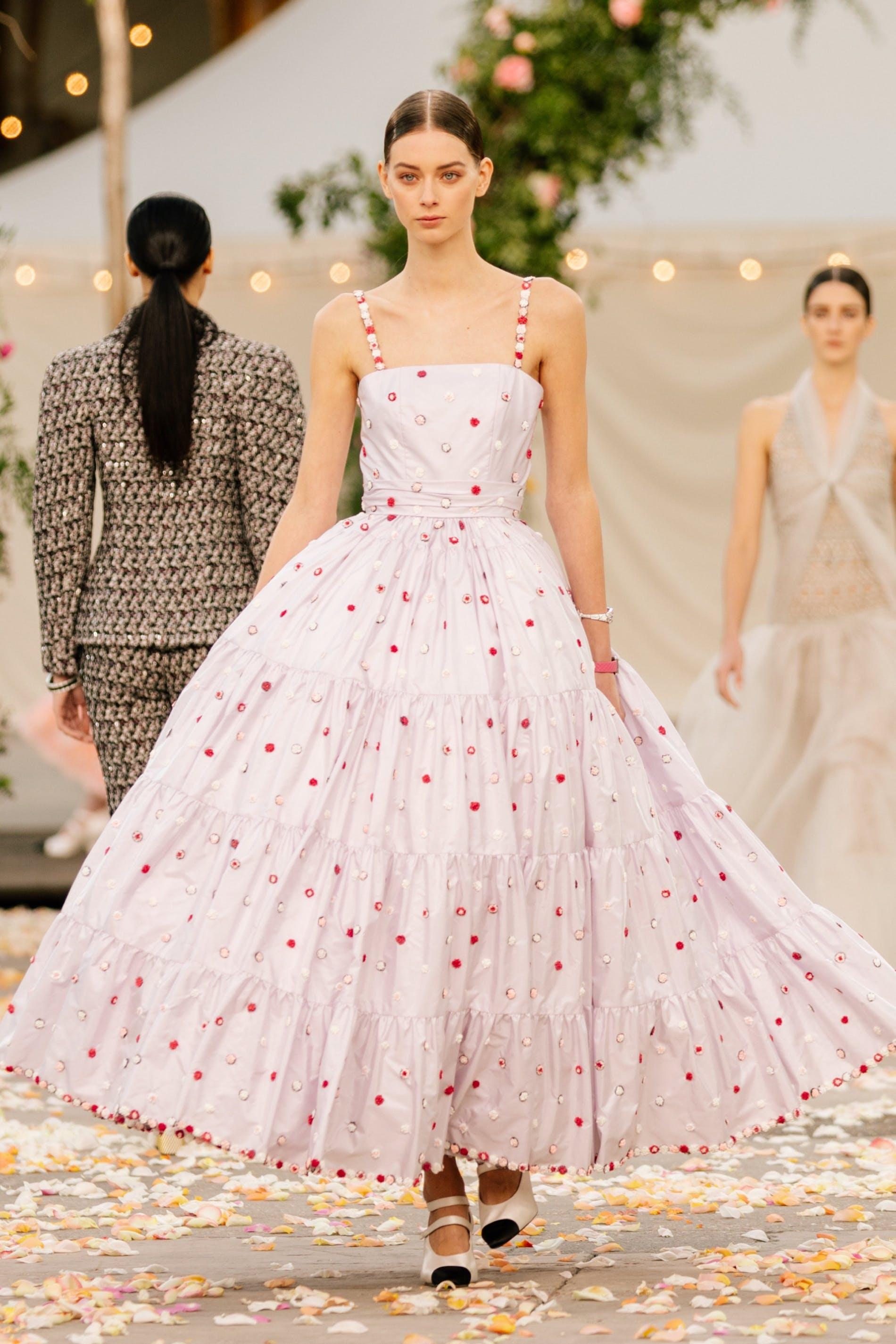 Chanel  2021春夏高级定制系列