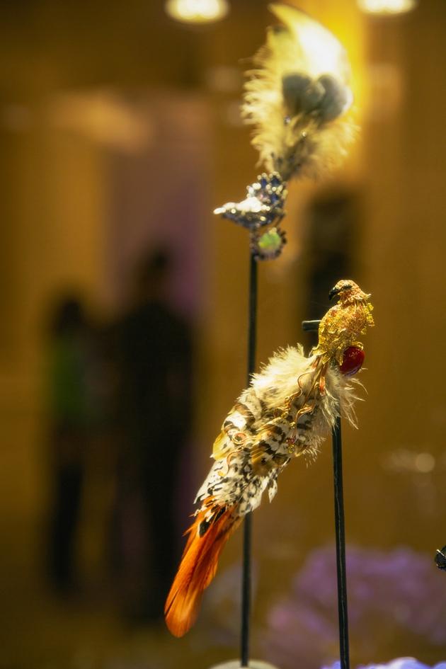 天然羽毛系列