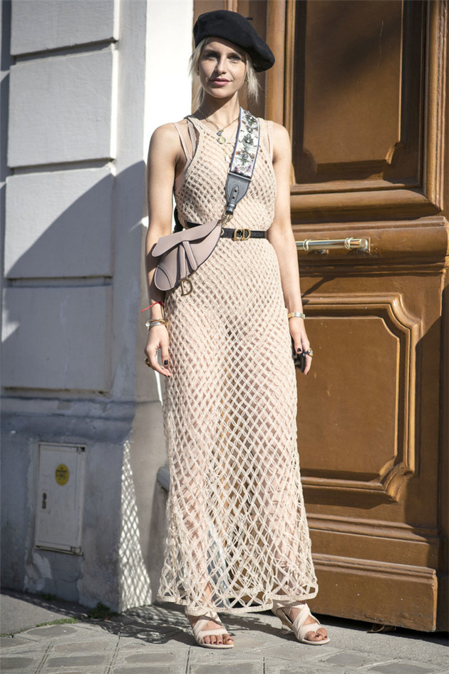 时尚博主 Caroline Daur