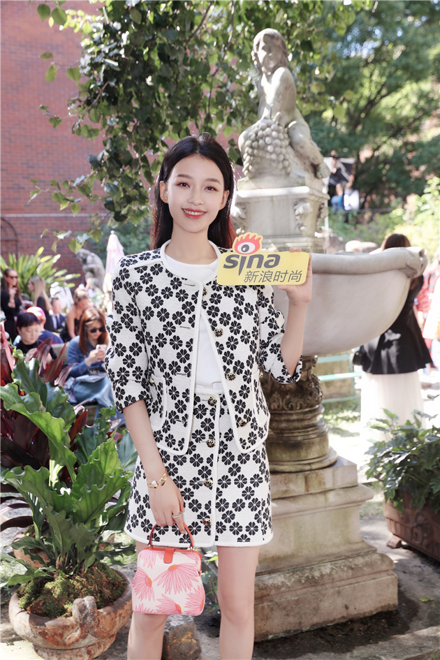 孙怡出席kate spade new york 2020春季秀