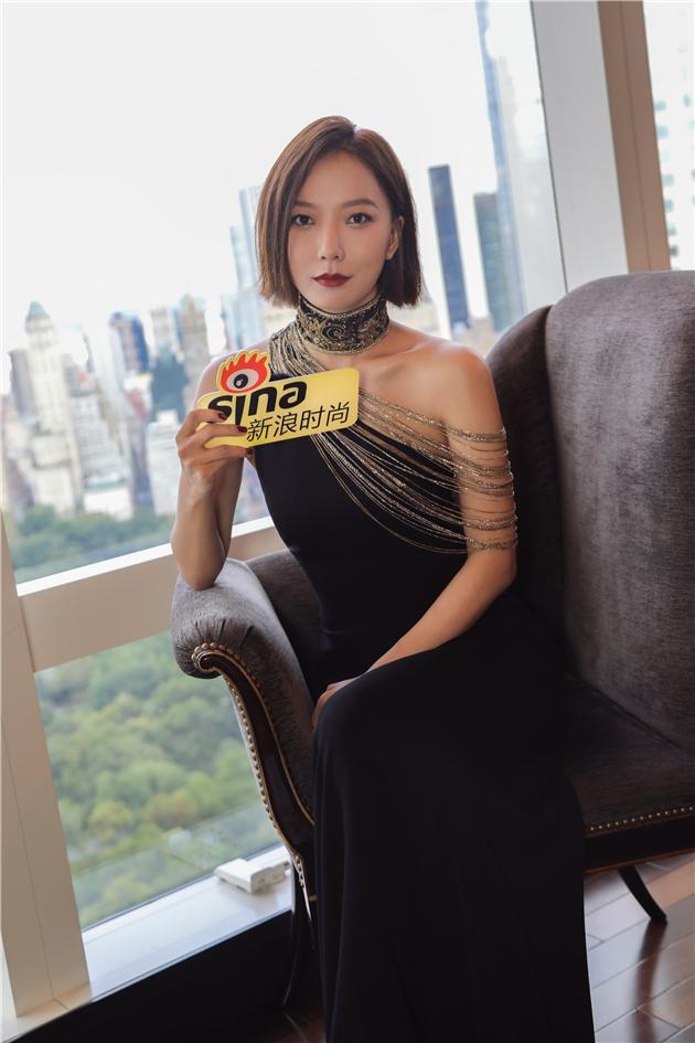 王珞丹出席Ralph's Club 2019秋季时装秀