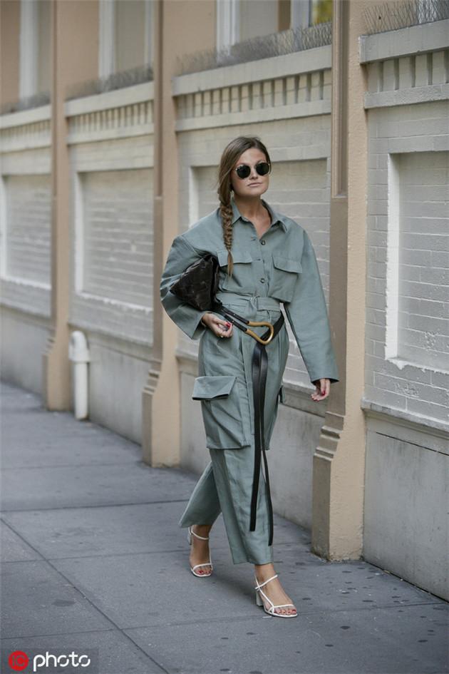 时尚博主 Filippa Hagg