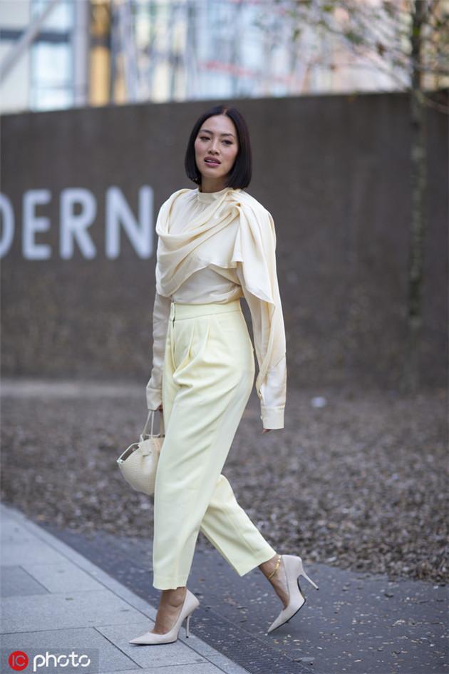 時尚博主 Tiffany Hsu
