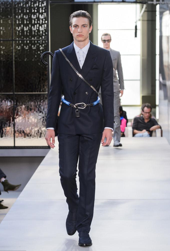 Burberry 2019伦敦春夏时装周