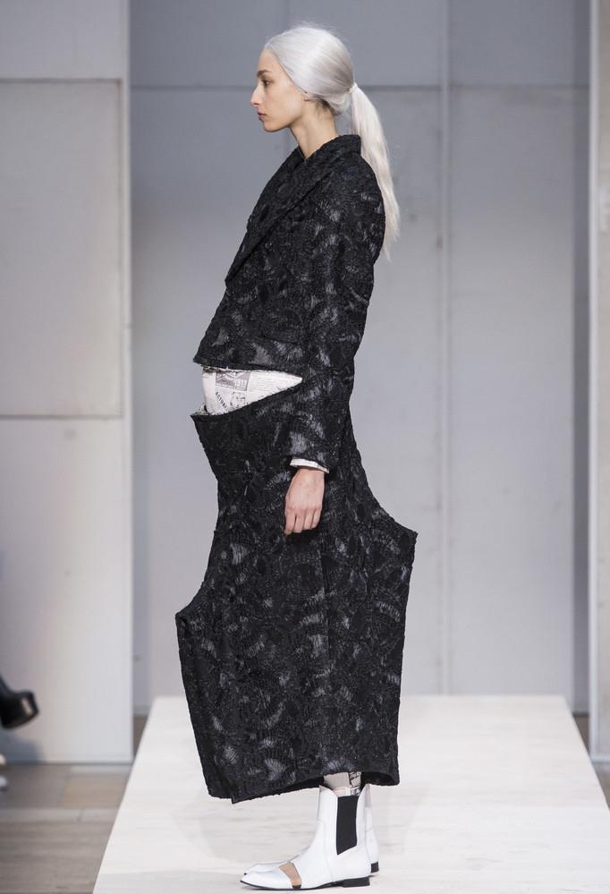 Comme des Garçons 2019春夏巴黎时装周