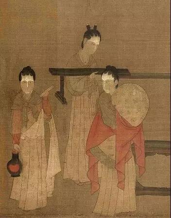 图为描绘后魏北齐时人物面貌的