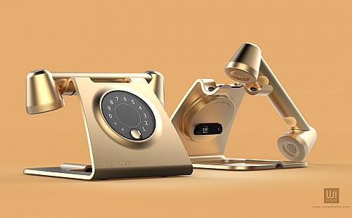 金色则更衬托奢华品质