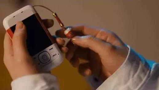诺基亚在 2006 年推出的音乐手机 5200
