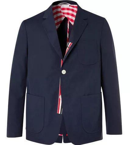 1.Boglioli经典合身西装夹克 ¥5,100