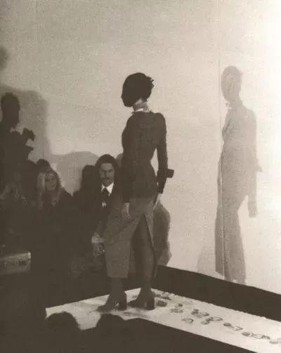 Maison Martin Margiela 1989 春夏秀场。