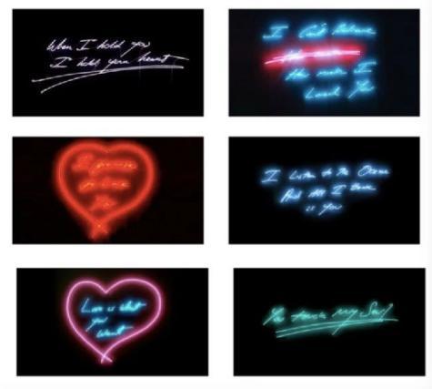 """△翠西?艾敏,""""承诺爱你"""", 限量电子版本,一组六件"""