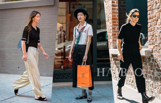 谁说Polo衫是土味代表  2019夏季最潮Polo衫穿搭秘笈送给你Polo衫穿搭秘笈潮范