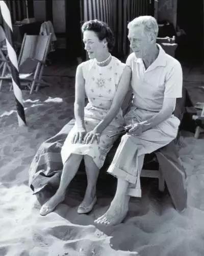 爱德华八世和辛普森夫人