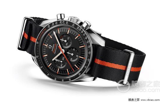 """欧米茄超霸""""奥特曼""""限量版,就是为了纪念杰克奥特曼中出现的那只手表。"""