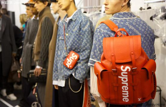 Louis Vuitton x Supreme联名系列