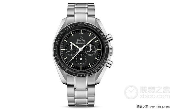 手动登月超霸是欧米茄最火的手表。