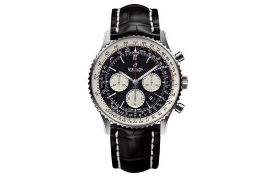 navitimer航空计时是百年灵最火的手表。
