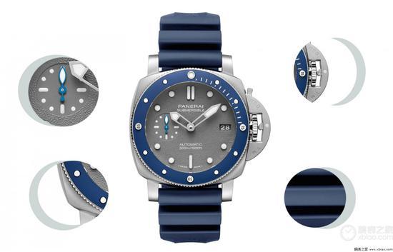 沛纳海潜行系列PAM00959腕表