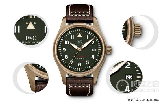 IWC万国表飞行员系列IW326802腕表