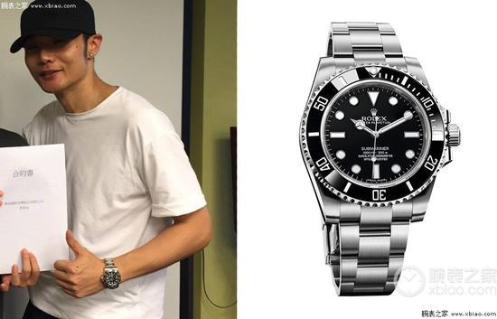 劳力士潜航者型系列114060-97200 黑盘腕表(无历黑水鬼)