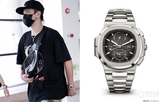 百达翡丽运动优雅系列5990/1A-001腕表