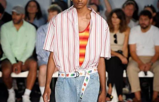 MSGM 2019 Menswear