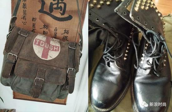 复古包和鞋履