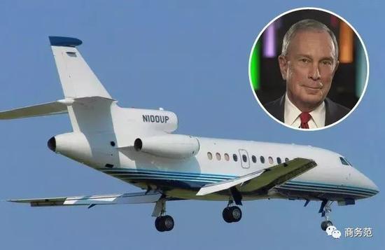▲ 仅举例,并非是他的飞机