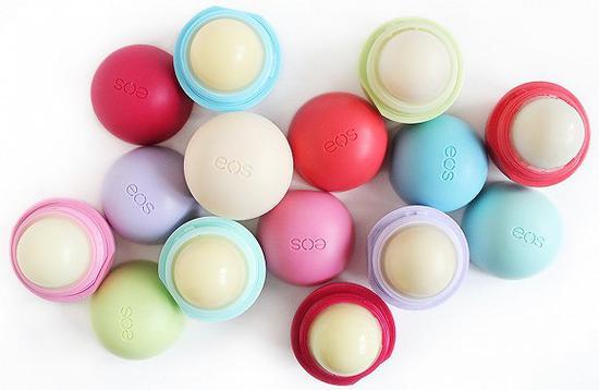 蛋形唇膏的火爆使得eos成了明星创业公司