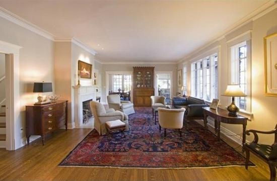 霉霉的豪宅 图片源自celebritycribs.com