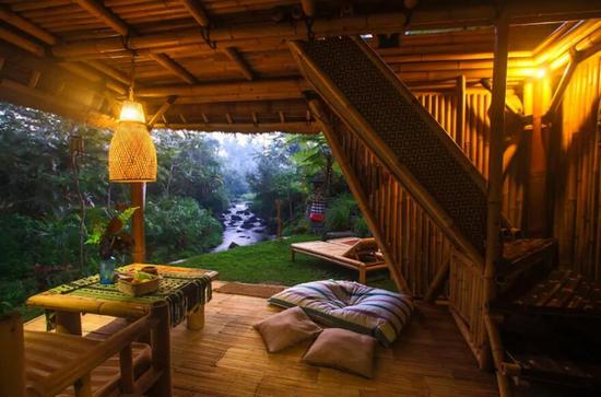 竹家 图片来源自airbnb