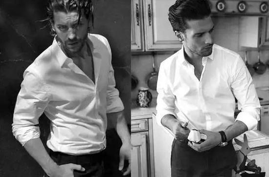 衬衫为每个型男衣柜中
