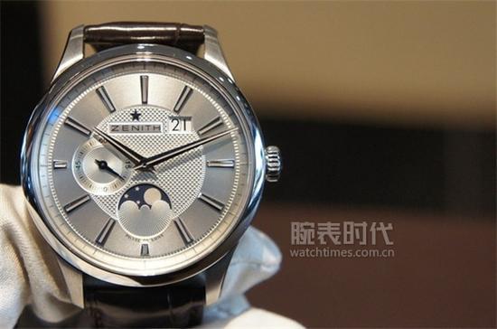 真力时ELITE系列03.2140.691/02.C498腕表,售价52,000元人民币