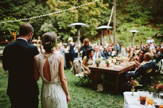 第三步 确定室内婚礼还是户外婚礼