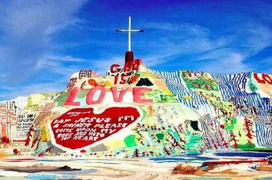 爱的神殿—救赎山