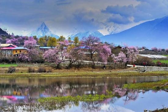 西藏林芝 图片来源自EasyTourChina