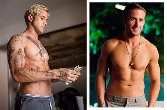 """曾获女性票选""""性幻想对象""""冠军的 Ryan Gosling"""