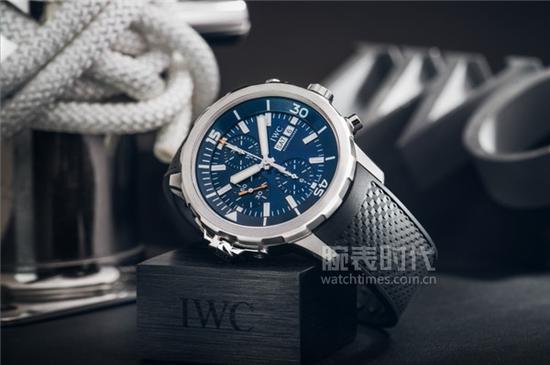 万国海洋时计系列IW376805腕表,售价51,500元人民币