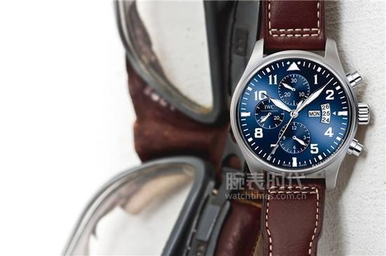 万国飞行员系列IW377706腕表(小王子),售价47,000元人民币