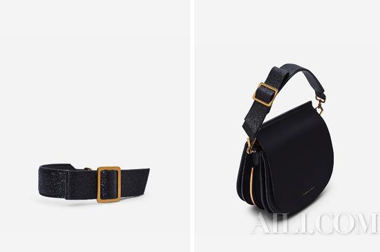 包包不能常换常新包带上的风采同样让人心动